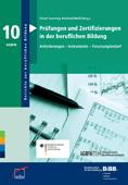 Prüfungen und Zertifizierungen in der beruflichen Bildung